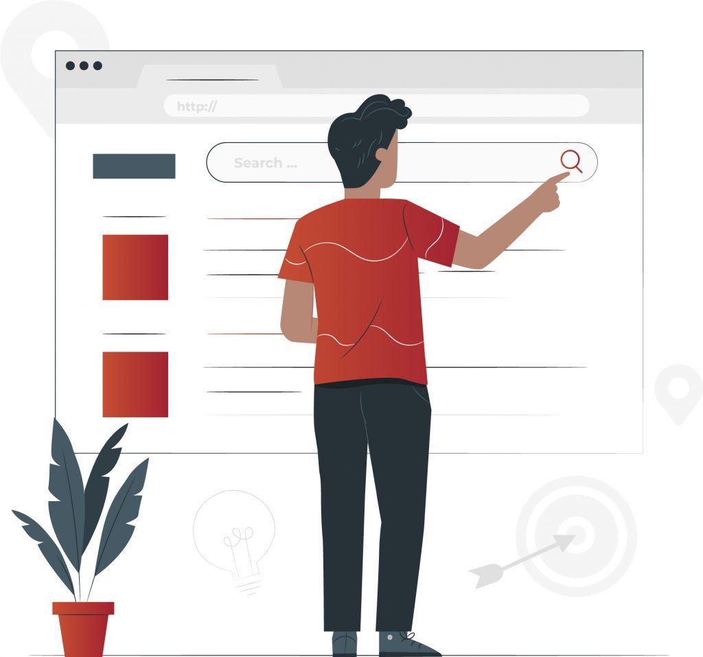 كيف تعمل محركات البحث؟